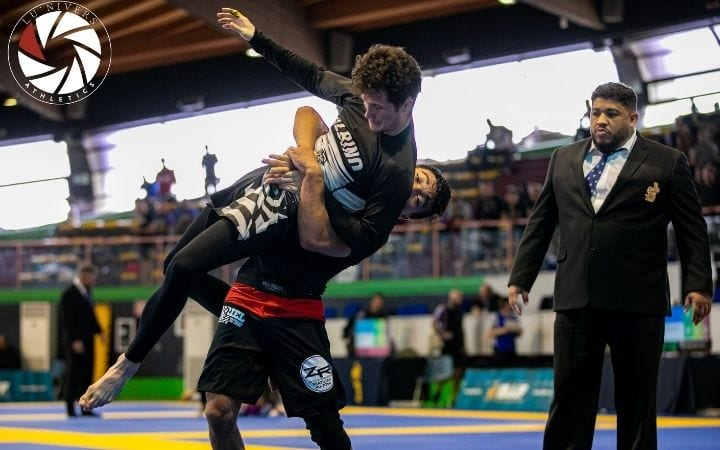 6 Reasons Why BJJ And Submission Wrestling Are Different