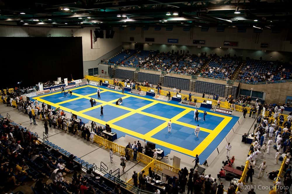 The Top 5 Brazilian Jiu Jitsu Tournaments In The World