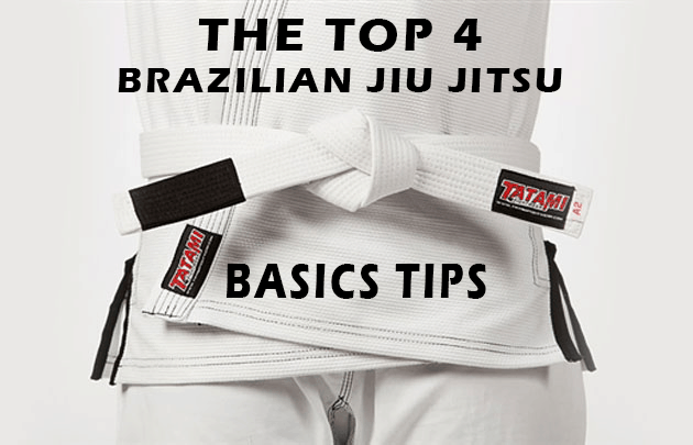 Jiu Jitsu basics tips