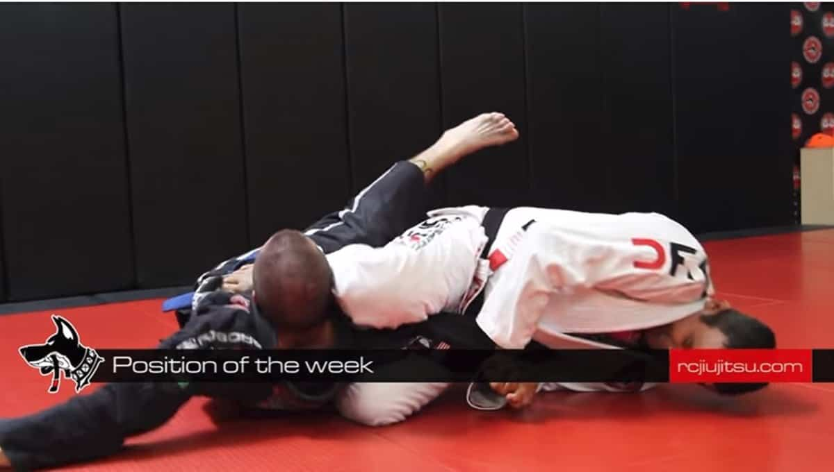 Jiu Jitsu Techniques – Side Control Smash Armbar