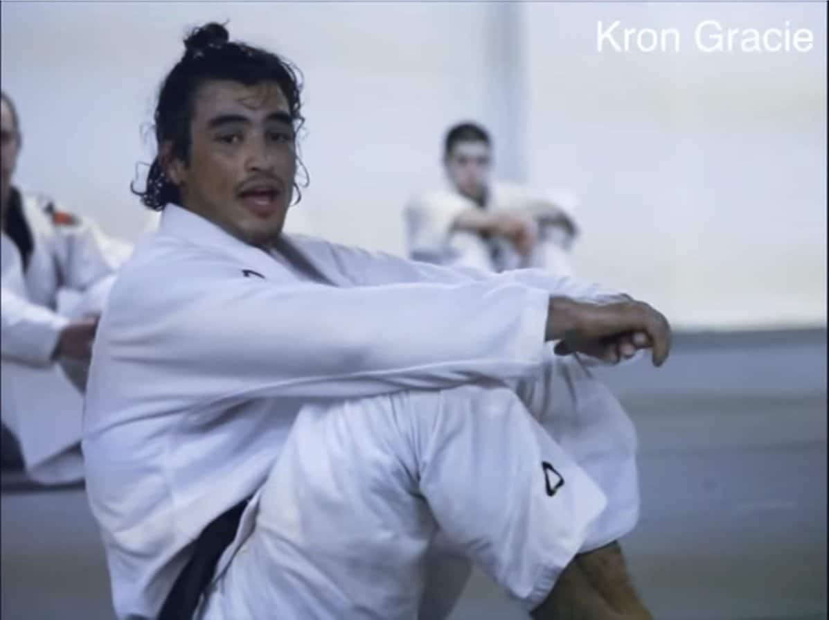 Kron Gracie – The Gracie legacy still lives (Highlight)