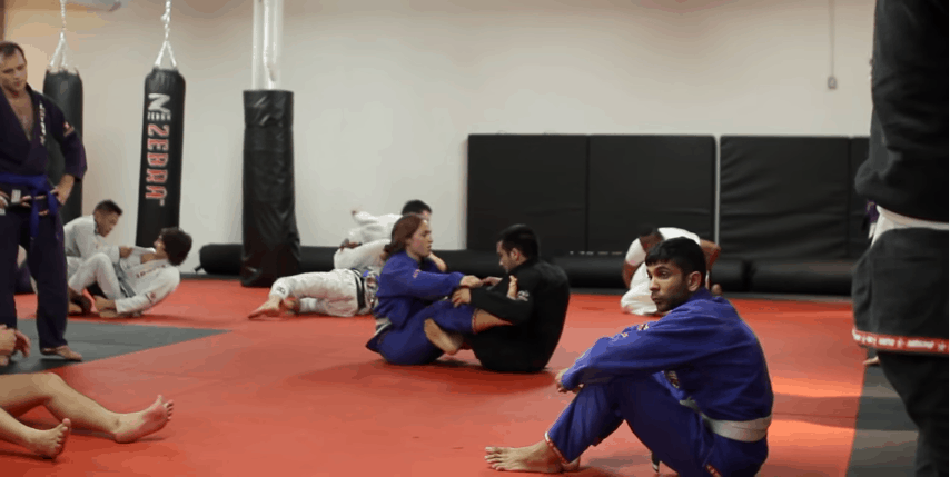 A White Belt Story – Jiu Jitsu Documentary
