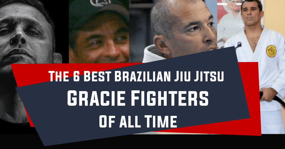 Best Gracie Fighter Of All Time