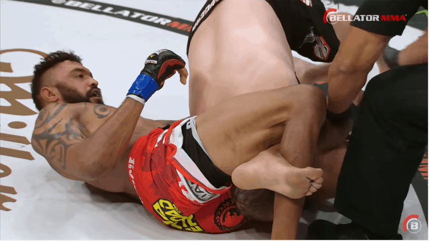 Bellator MMA Best Moments: Top Submissions of 2014