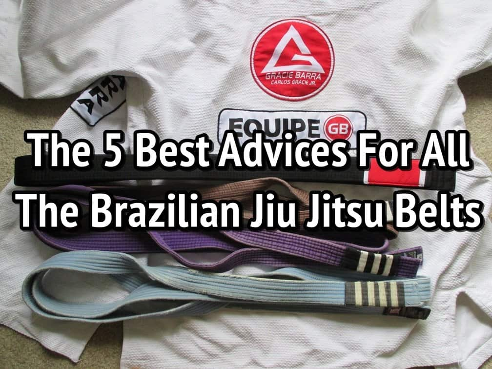 The 5 Best Advices For All The Brazilian Jiu Jitsu Belts