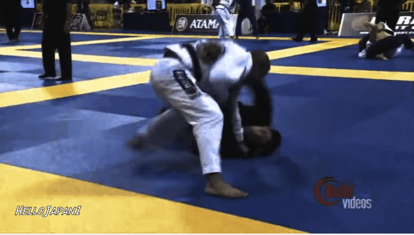 Rodolfo Vieira * BEAST * 2014 World Jiu Jitsu Champion – Highlights