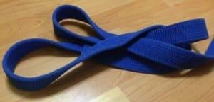 Jiu jitsu blue belt