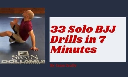 33 Solo BJJ Drills in 7 Minutes By Jason Scully