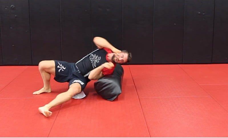 10 BJJ Solo Drills W/ Heavy Bag [Top Pressure And Movement]