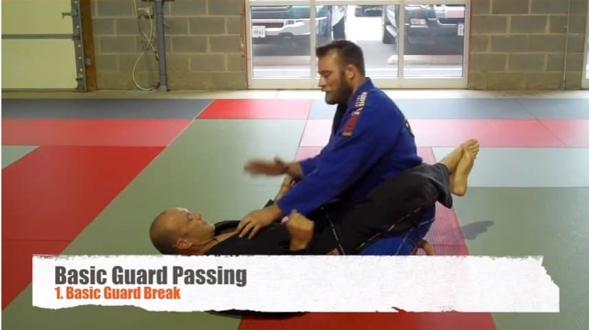 Basic Guard Passing