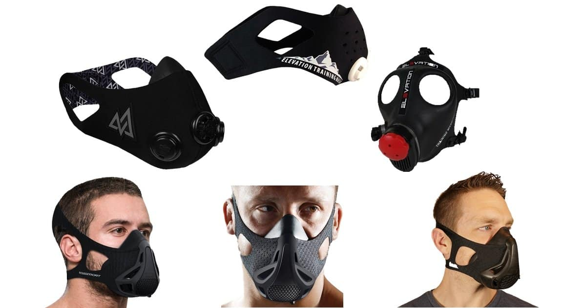 6 Training Masks That Will Improve Your Performance