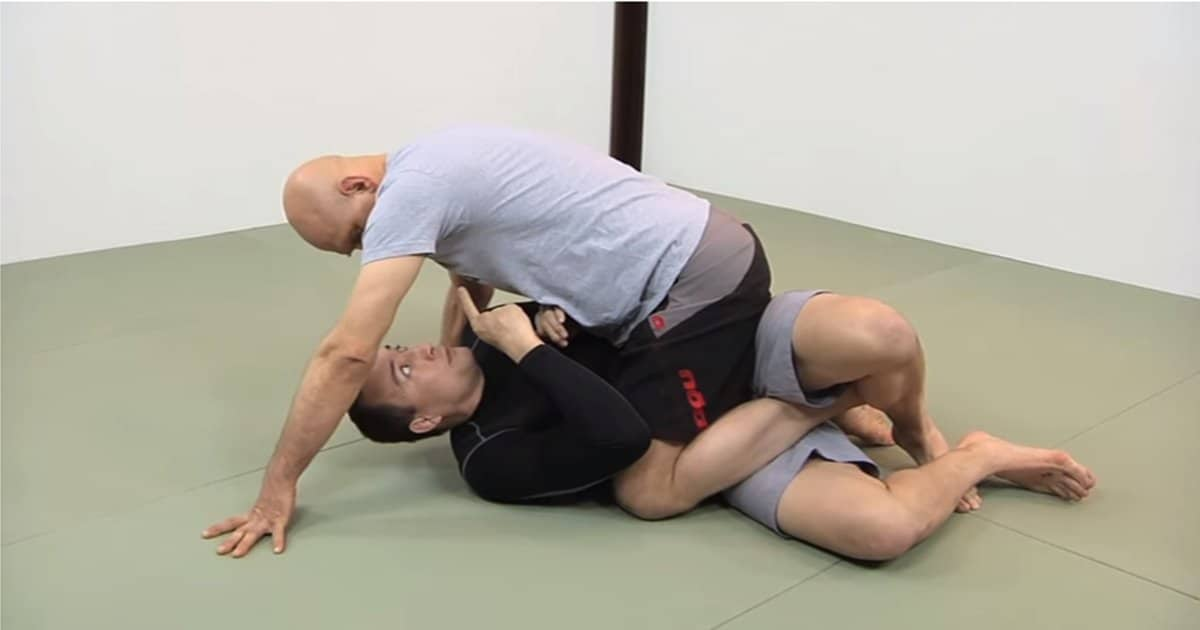 The Simplest Mount Escape for BJJ and MMA
