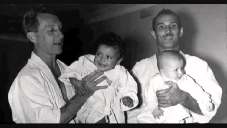 Jiu Jitsu History: Helio and Carlos Gracie