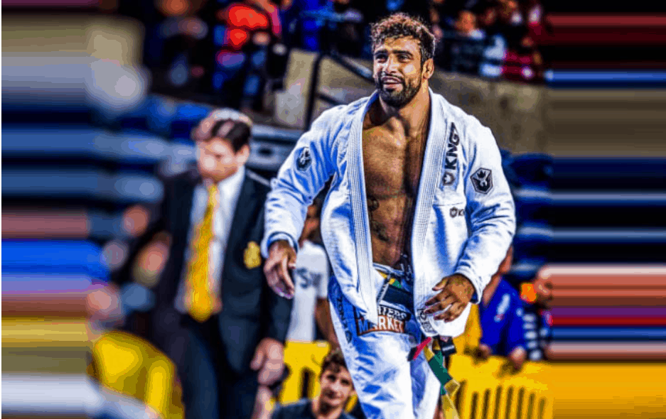 Leandro Lo is out of IBJJF Europeans