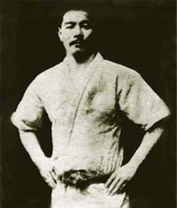 Jiu Jitsy History: Mitsuo Maeda