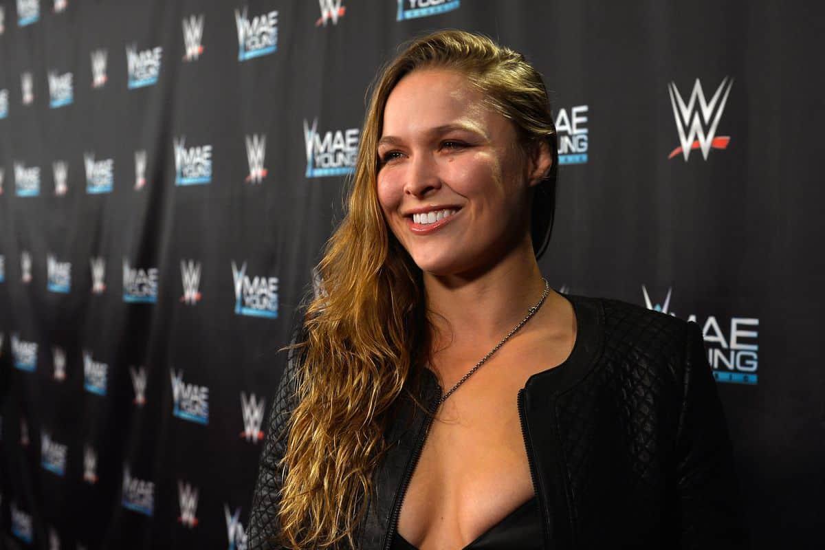 Ronda is Back!