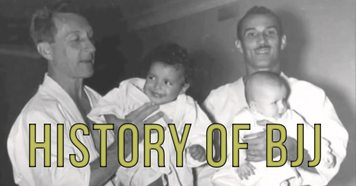 Full Brazilian Jiu Jitsu History: From Founders to Masters