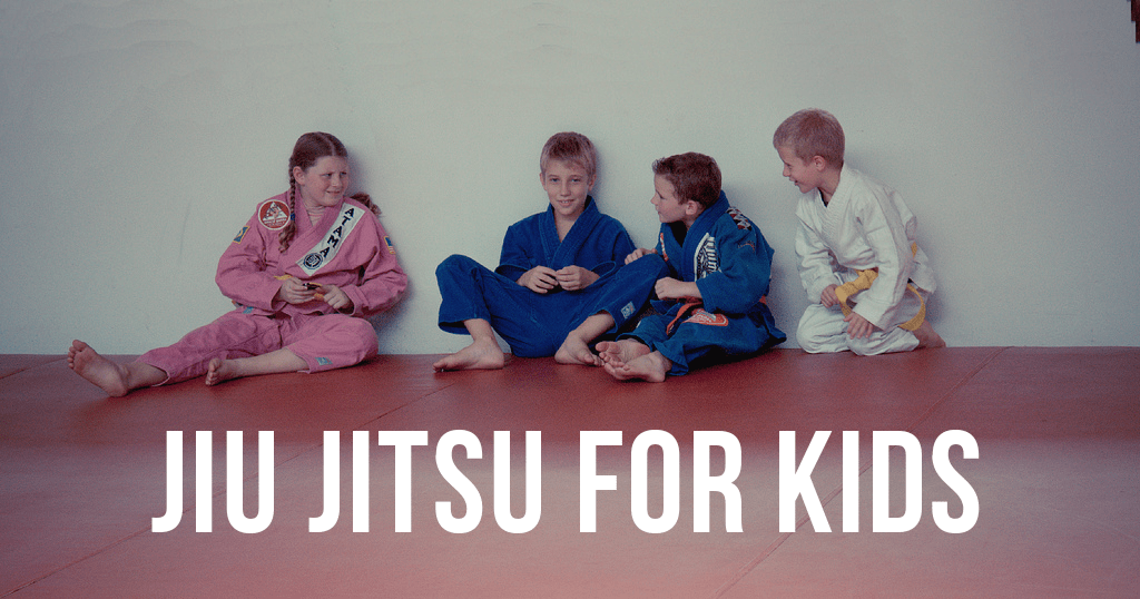 Why Brazilian Jiu Jitsu is good for your kids