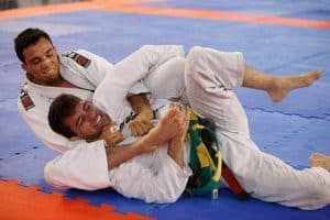 Training in a Gi teac you how to protect your neck