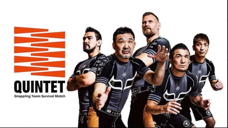 Sakuraba's Quintet Grappling Invitational Debut Event