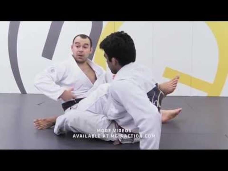 Marcelo Garcia: Guard vs Passing, and Recovery