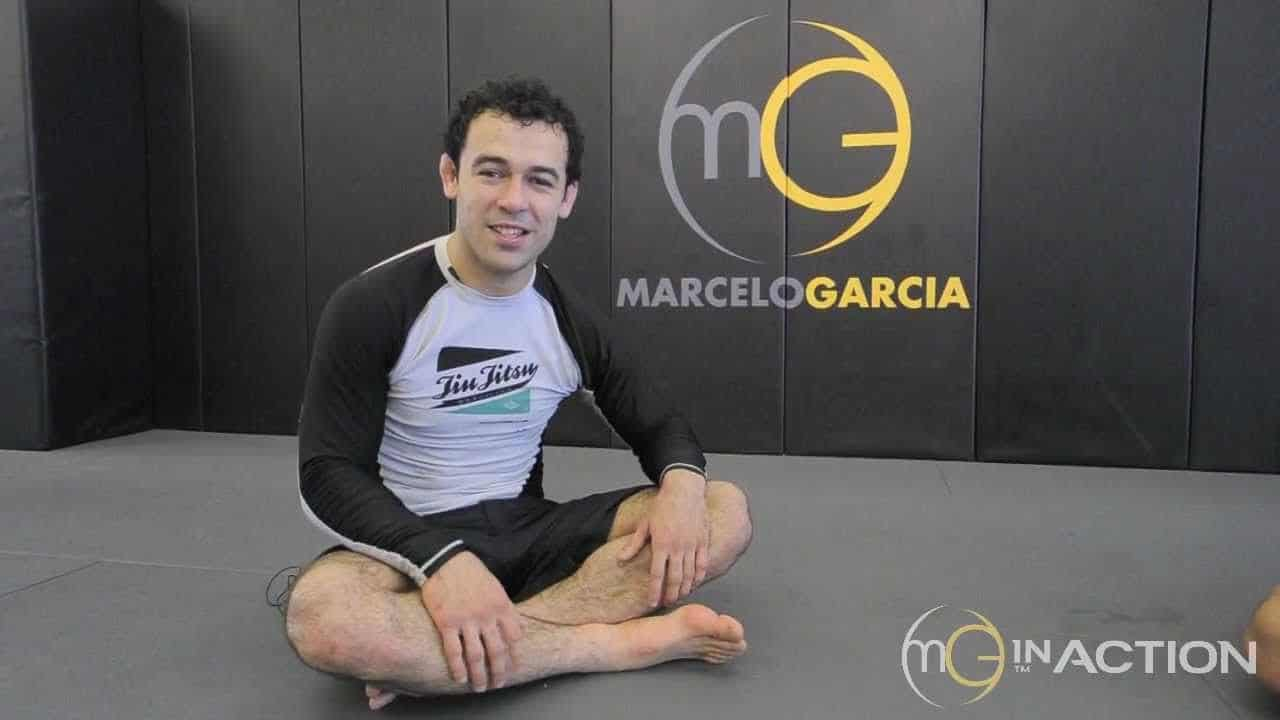 Marcelo Garcia vs Gregor Gracie