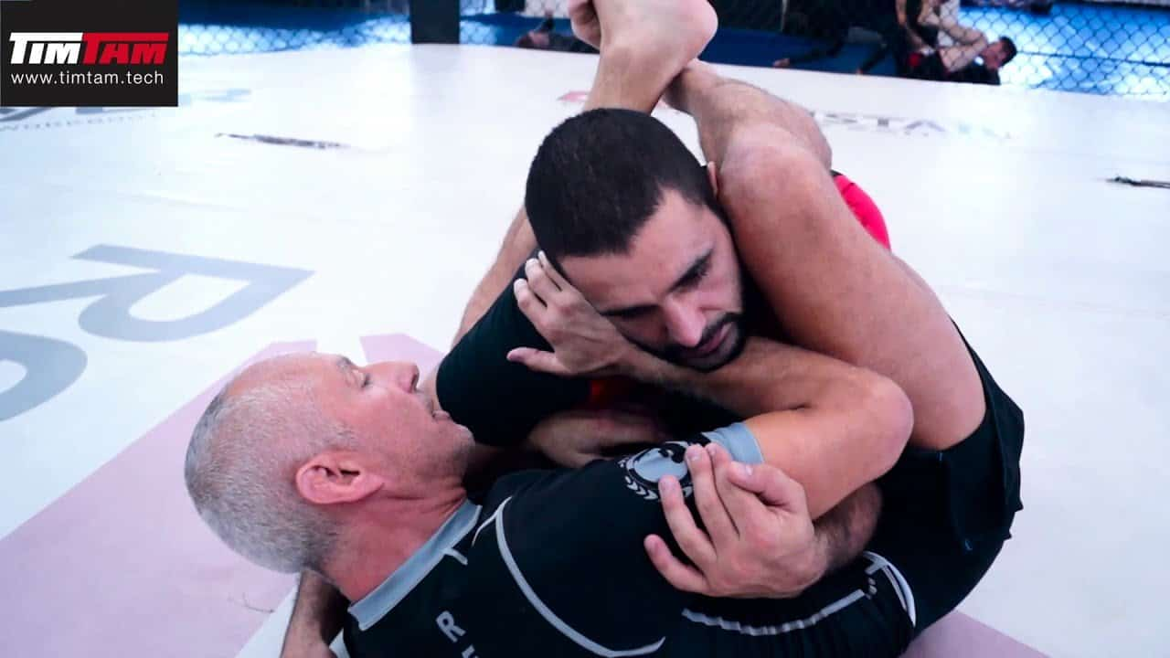BJJ Triangle Choke Concepts with Karel Silver Fox Pravec & Coach Zahabi