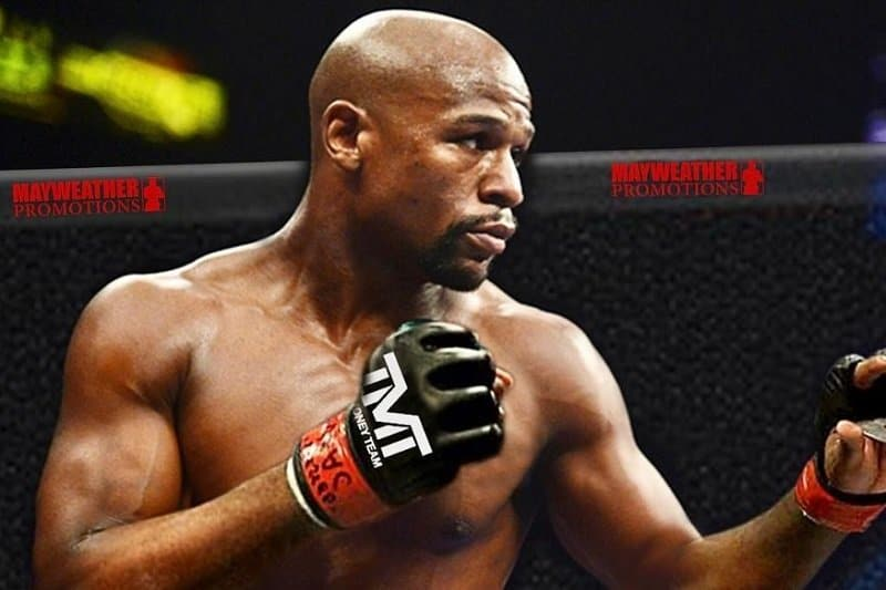 Tyron Woodley Says He's Training Floyd Mayweather For His UFC Debut