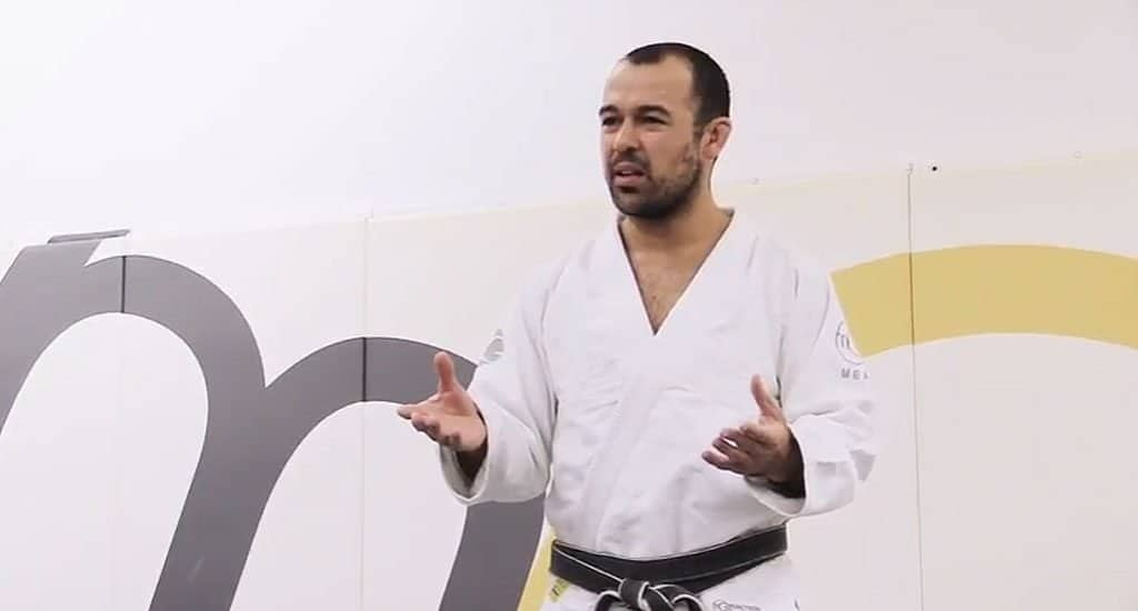 BJJ Match Study: Marcelo Garcia vs Renzo Gracie