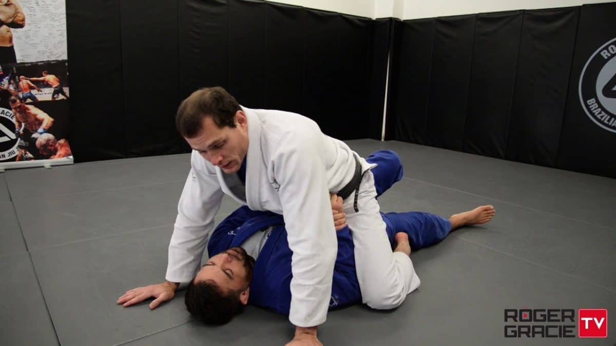 Concepts for Maintaining Mount with Roger Gracie
