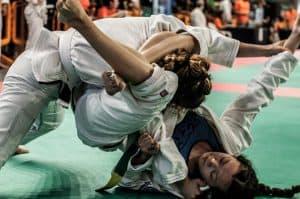 Why Women in Jiu-jitsu Should Train for Strength 1 Why Women in Jiu-jitsu Should Train for Strength