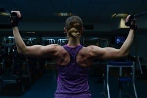 Strength training women