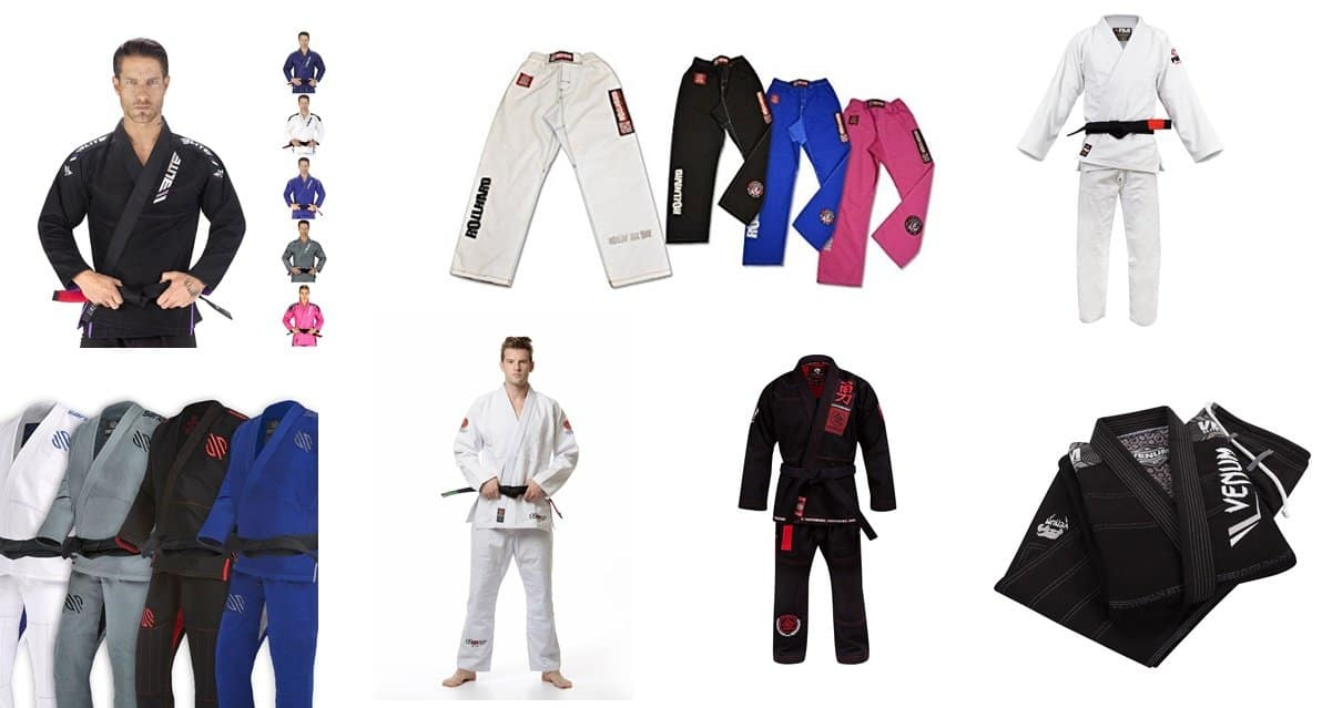7 Best Competition Gi for BJJ