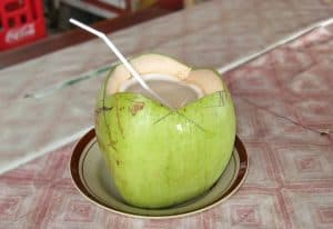 Coconut water Promotes Weight Loss
