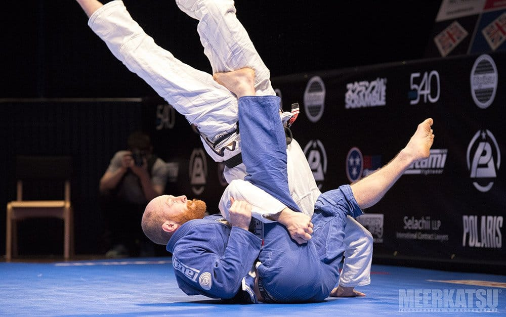 Jeff Lawson's Ippon to Arm bar at Polaris 4!