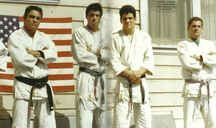Rigan Machado vs Rickson Gracie