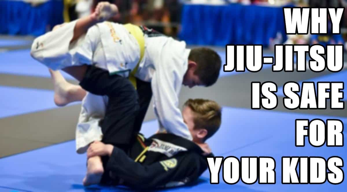 Why Jiu-Jitsu is Safe for Your Kids