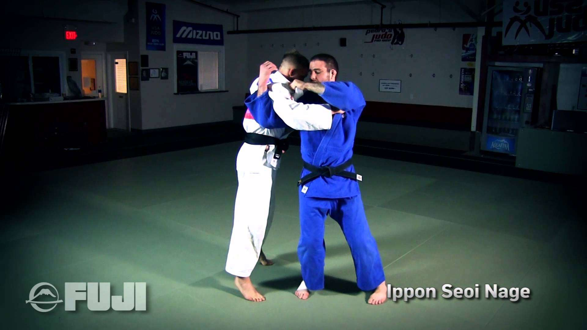How to do Ippon Seoi Nage