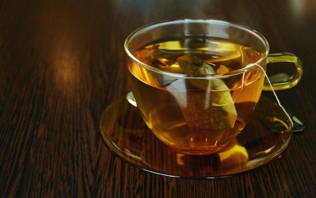 Tea before Jiu-Jitsu 2 Tea before Jiu-Jitsu