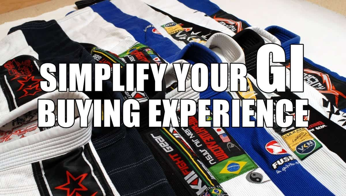 Simplify your Gi Buying Experience