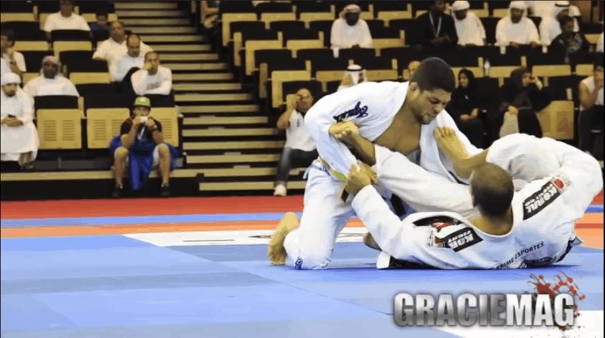 Rodolfo Viera vs. Andre Galvão (WPJJC 2012)