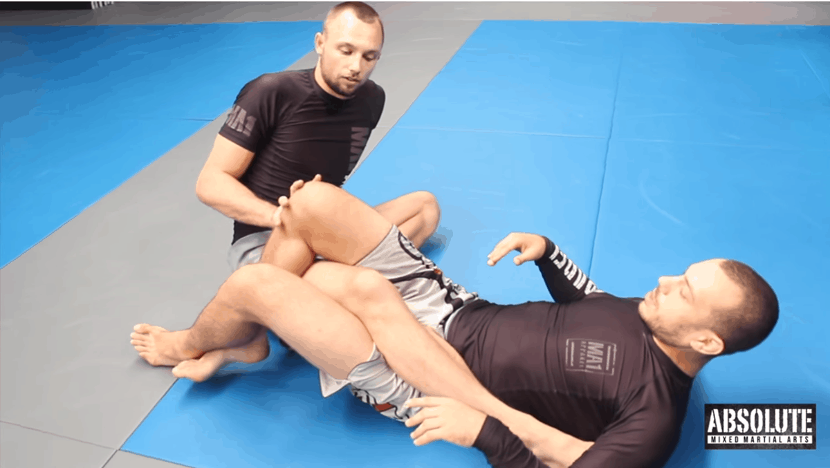 Rolling out of Heel Hooks (Craig Jones and Lachlan Giles)