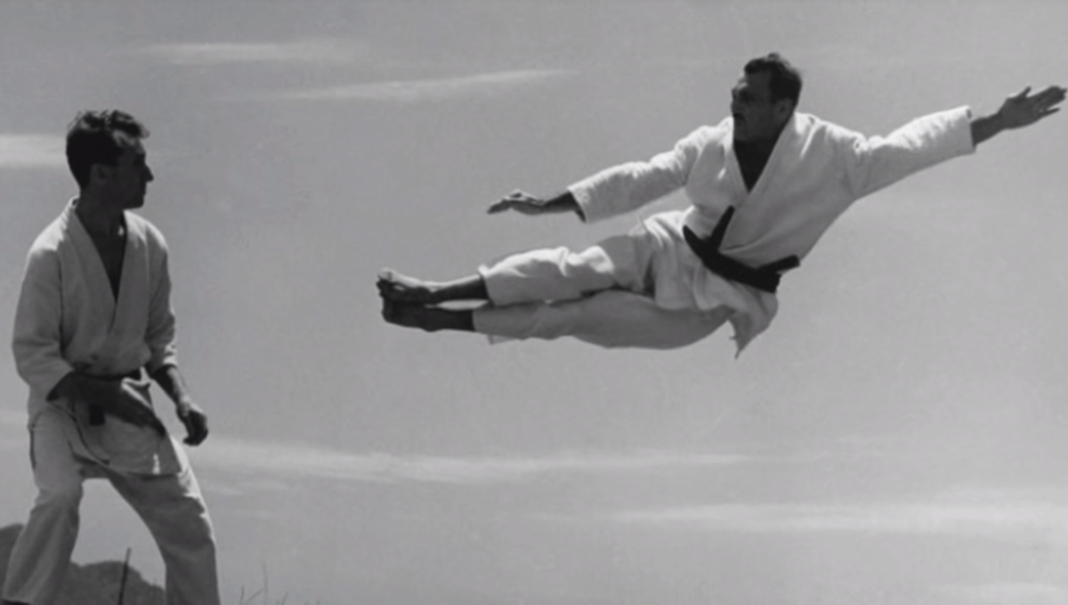 The History of Brazilian Jiu-Jitsu: Part 1
