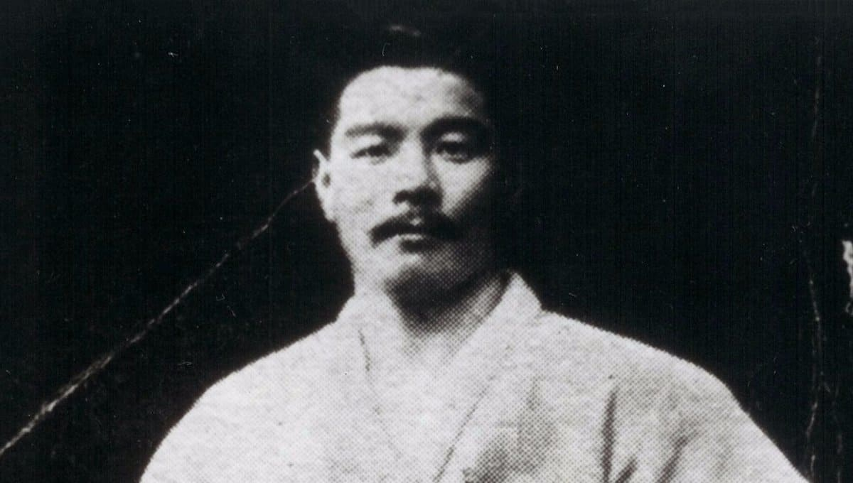MITSUYO MAEDA: The Origin of BJJ