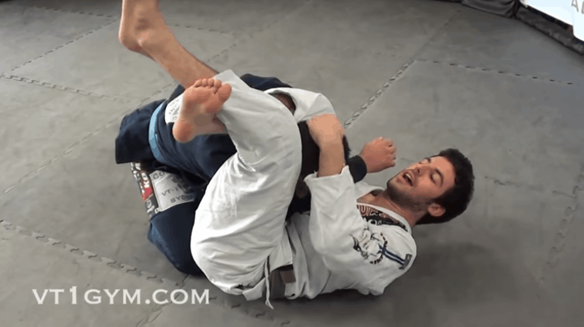 How to Finish the Triangle Choke Submission