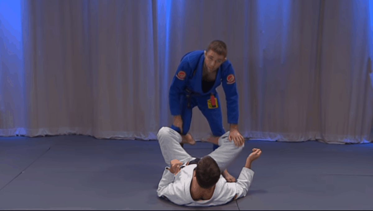 Ryan Hall: The Fundamentals Of Passing The Guard