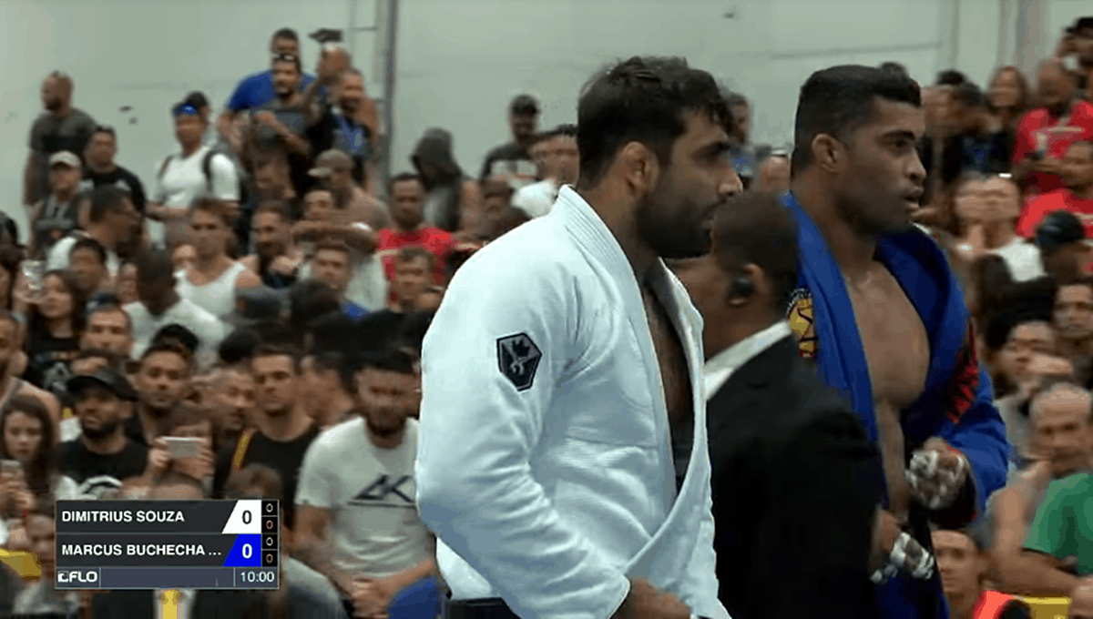 Leandro Lo vs Ricardo Evangelista / Heavy Weight GP 2017