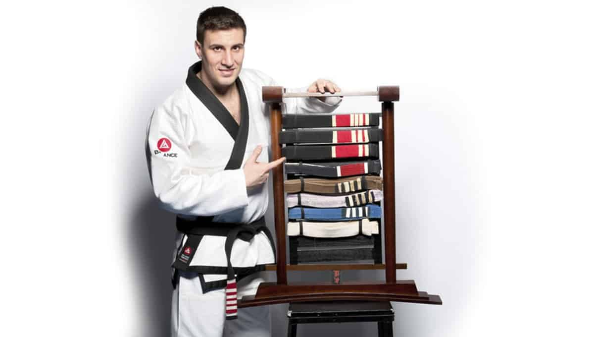 The Ranks and Belts of Brazilian Jiu-Jitsu