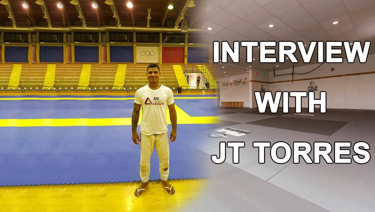 Interview with JT Torres – You Have to Have The Yin and the Yang.
