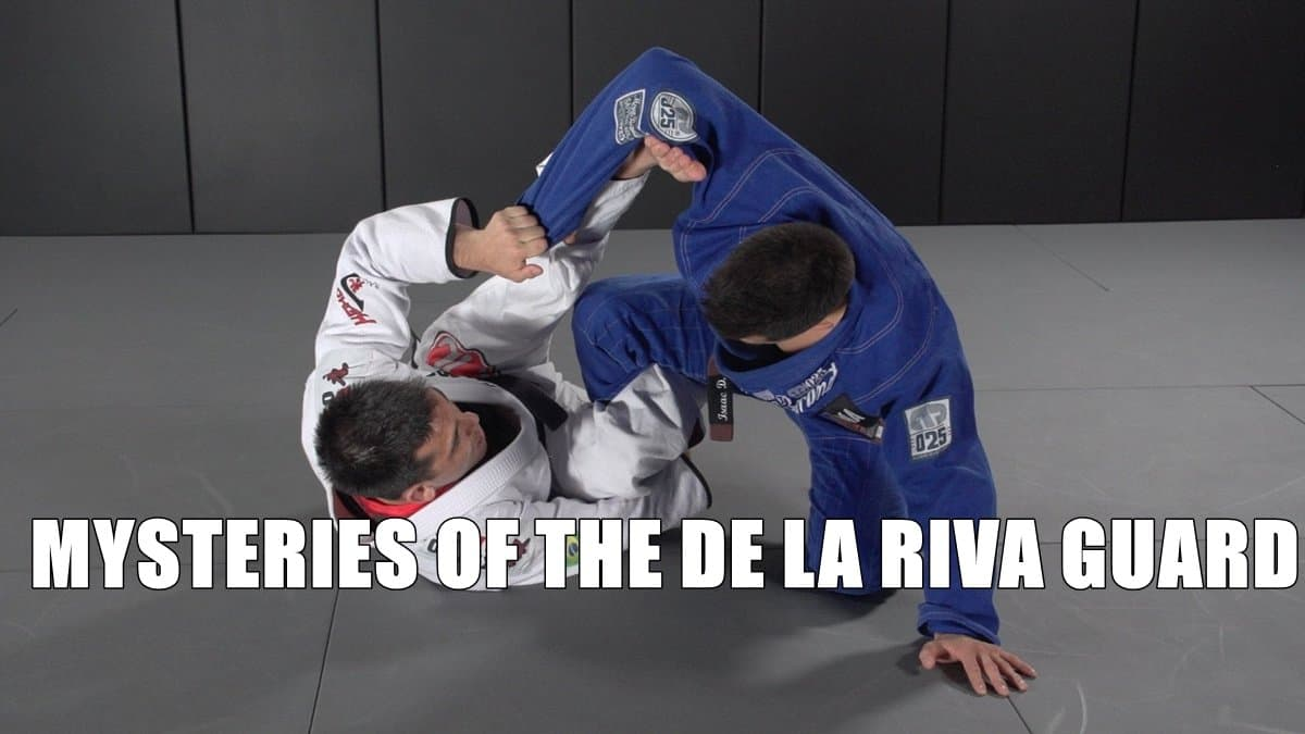 Mysteries of the De la Riva guard